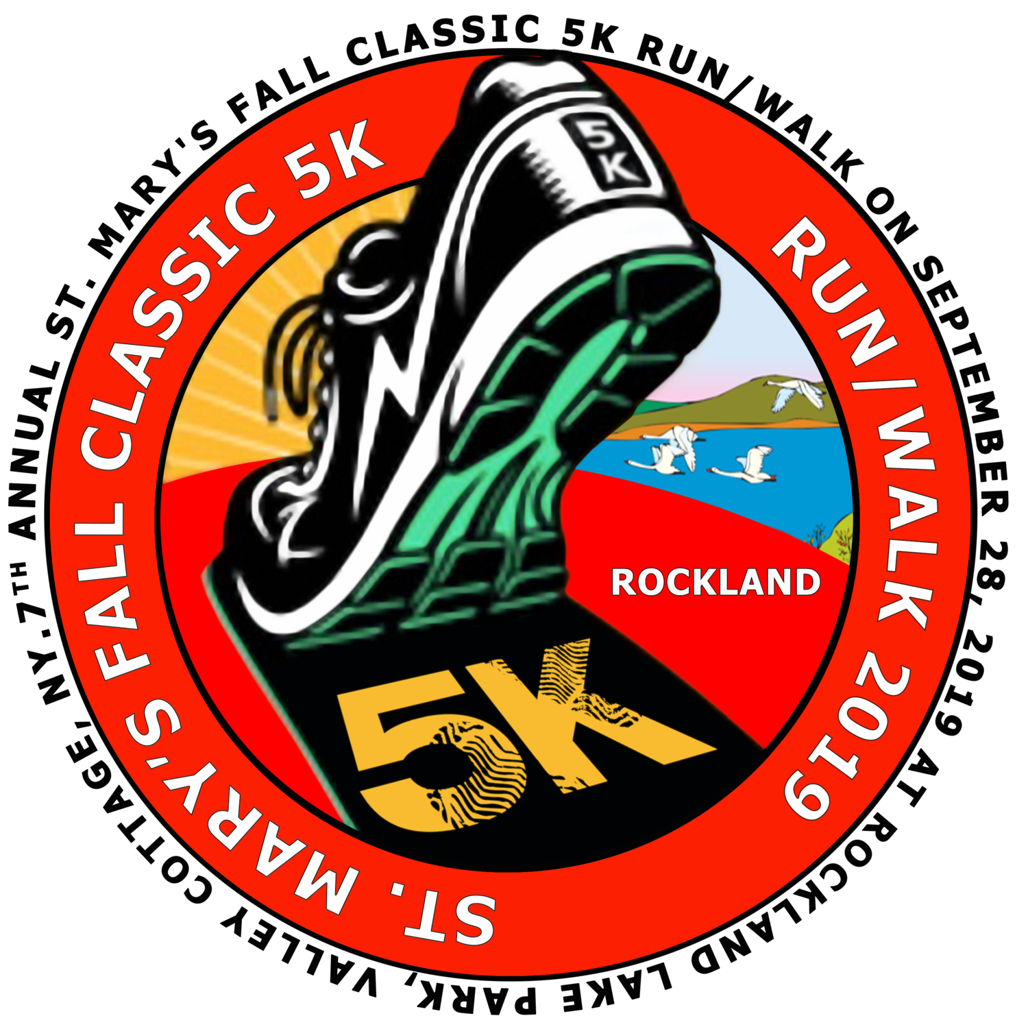 ST. MARY'S FALL CLASSIC 5K RUN/WALK
