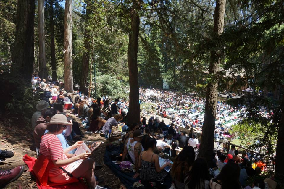 (Photo courtesy of the Stern Grove Festival Association)