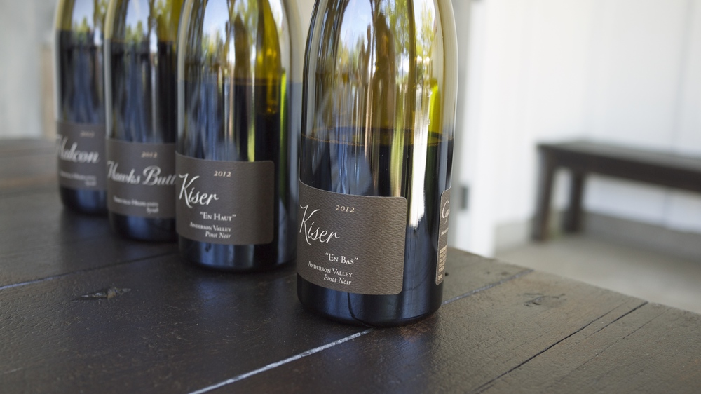 Single Vineyard Tasting Copain
