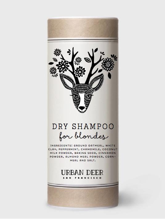 Urban Deer Dry Shampoo