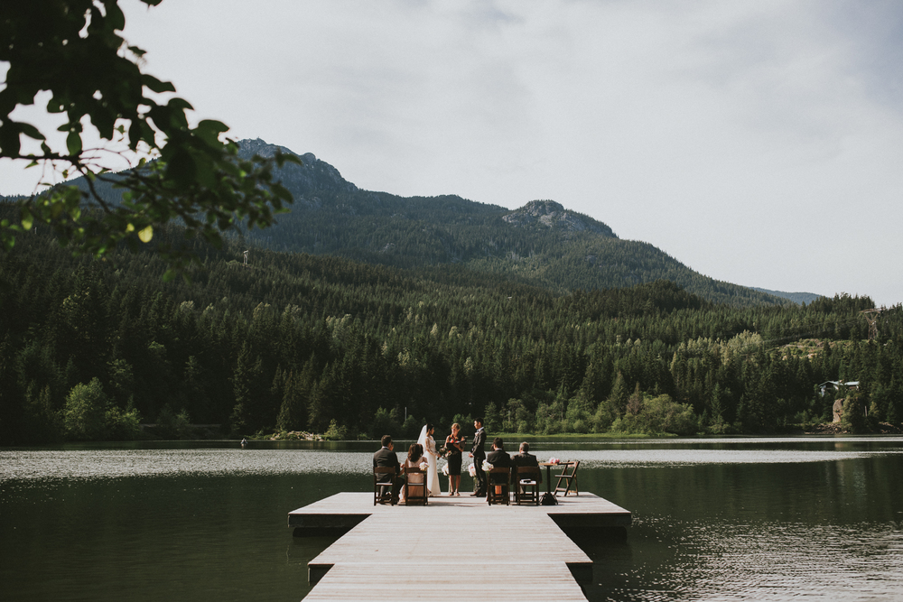 Whistler Nita Lake Wedding