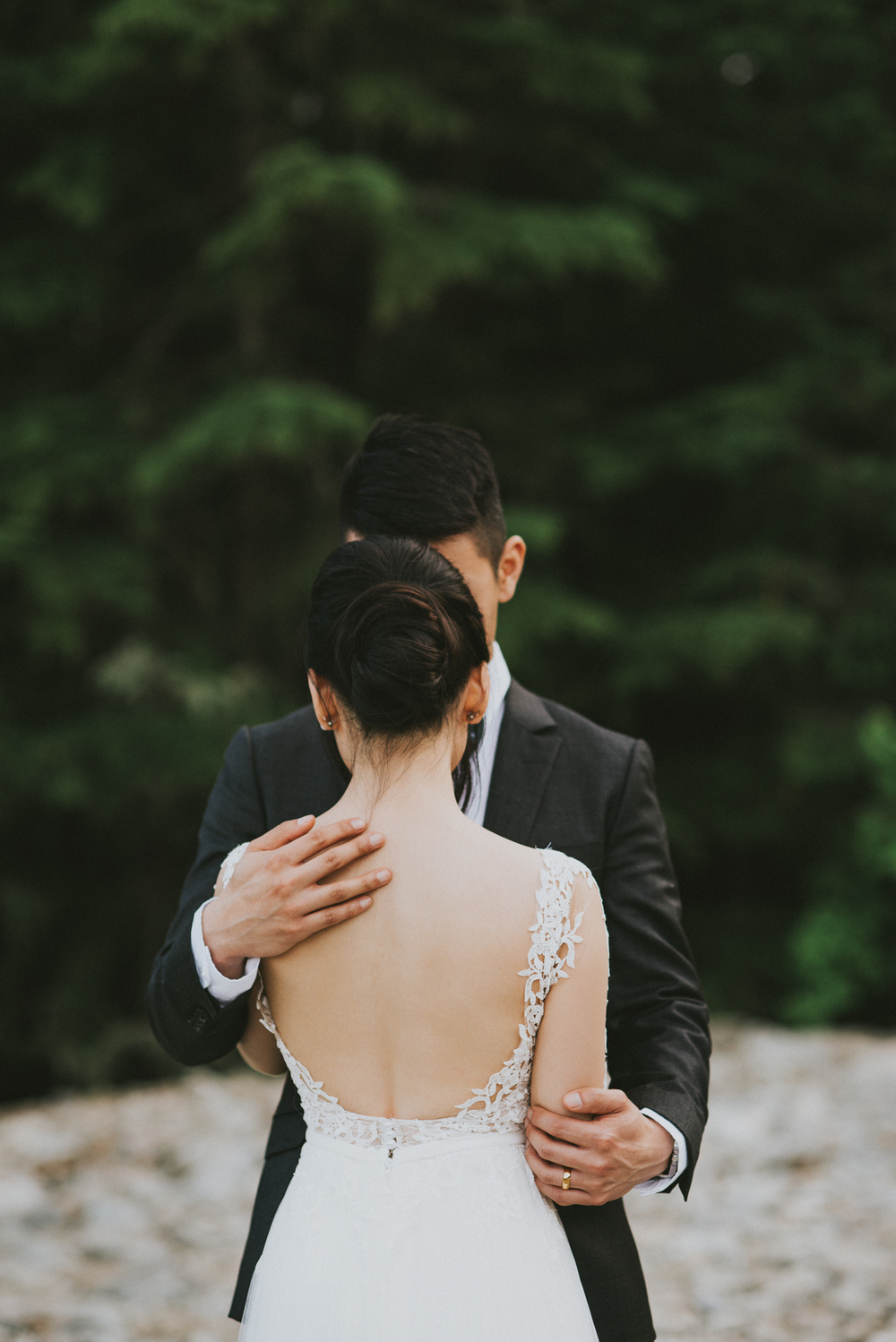 Whistler wedding love