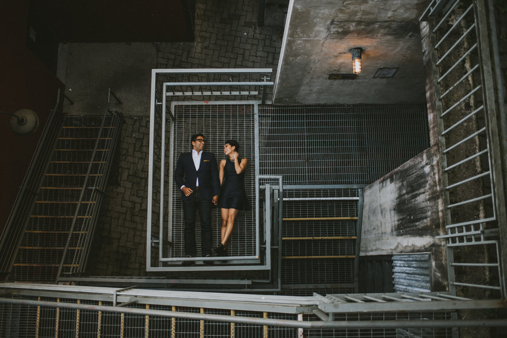 Granville Island Engagement Session