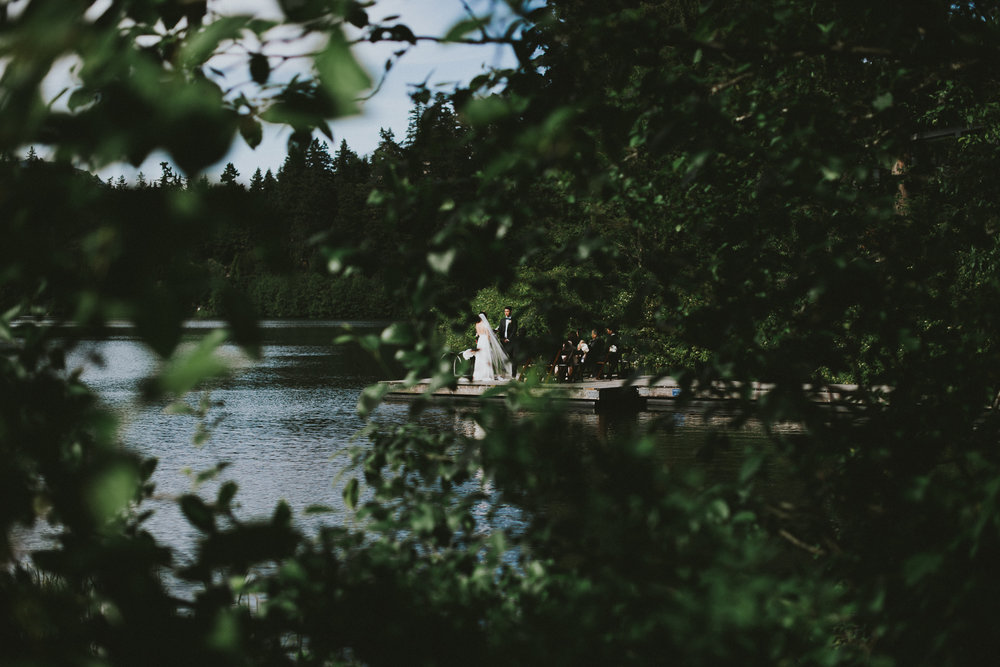 Nita Lake Whistler Elopement Photographer