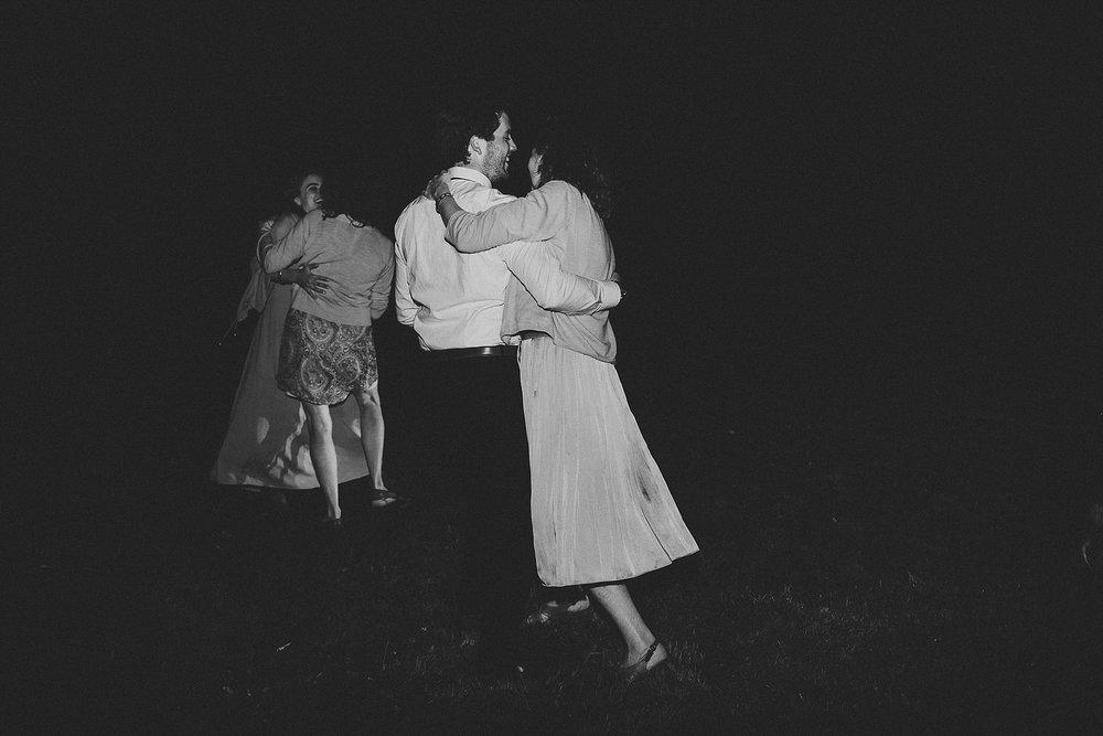guest candid dance reception kananaskis elopement