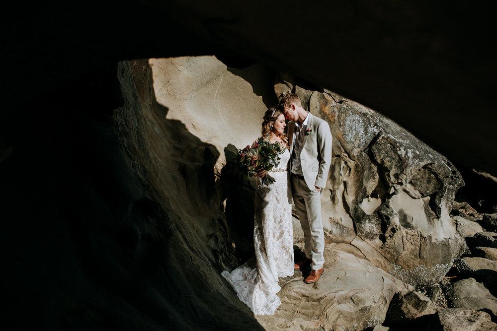Pam & Sam  Bodega Ridge, Galiano Island