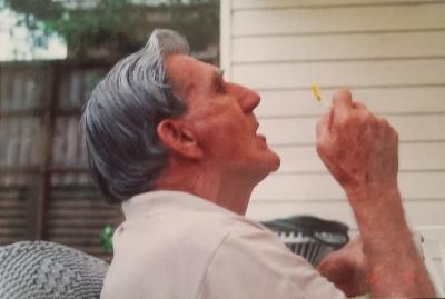 "My Grandfather, James ""Joe"" Marston"