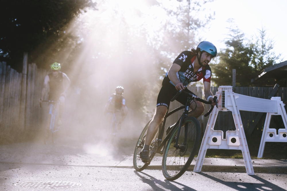 Waverley CX Crit 2014 // Cumberland, B.C. // photo: Nicholas Kupiak