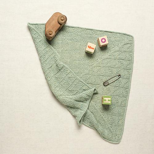Glendora Baby Blanket
