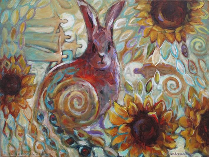 Sun Bunny