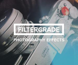 FILTERGRADE AD | CAROLE + ELLIE