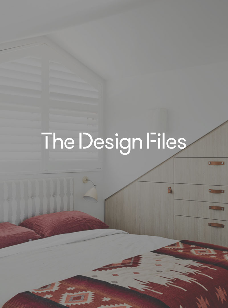 """the design files - A Colourful, Art-Filled Family Home In Balmain"""""""