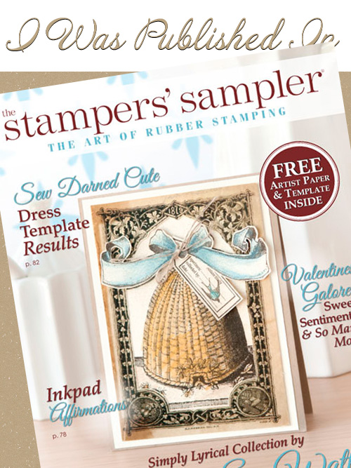 The Stampers' Sampler - January, February, March 2015