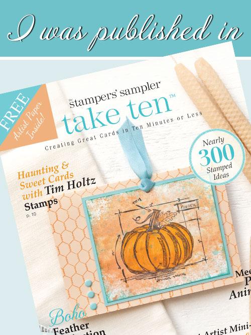 Take Ten - September, October, November 2015