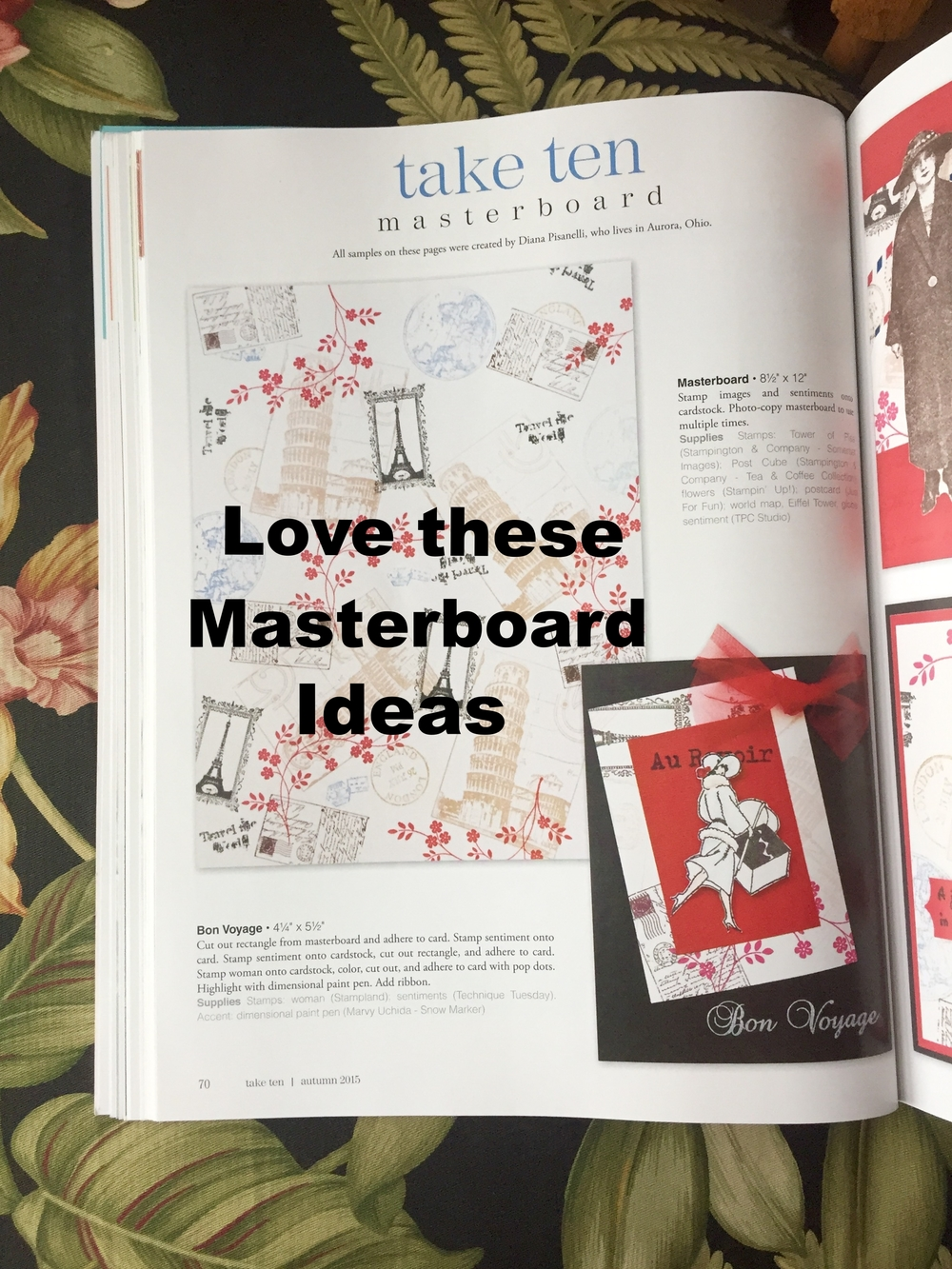 Masterboard