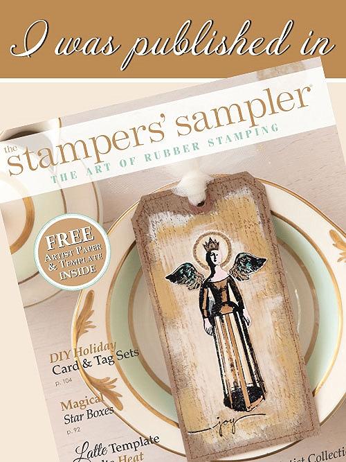 The Stampers' Sampler - October, November, December 2015