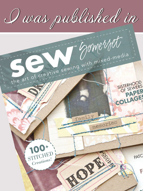 Sew Somerset January - June 2016