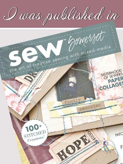 Sew Somerset January - June 2016