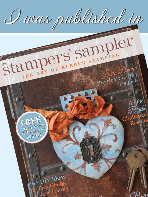 Stampers' Sampler  January February March 2016