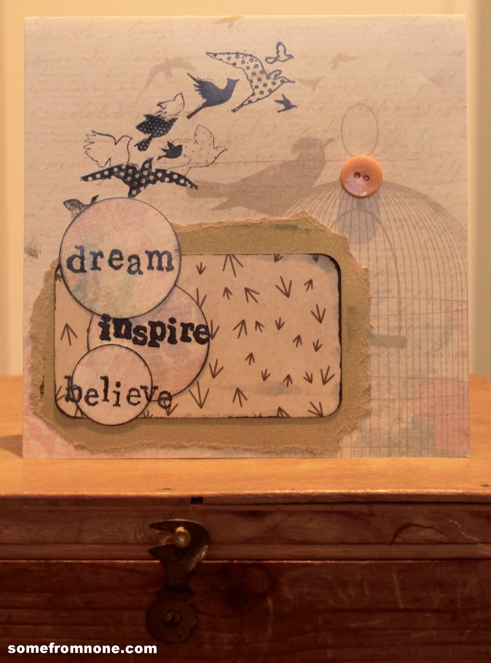 Dream, Inspire, Believe