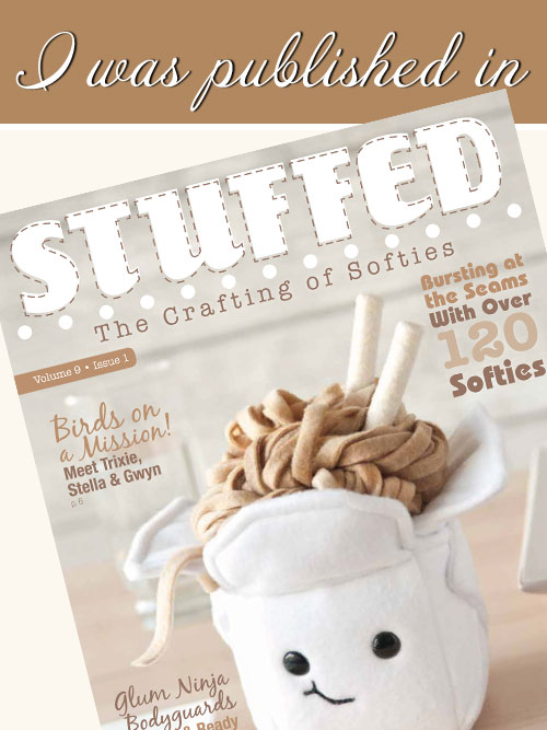 STUFFED Magazine Jan - June 2016