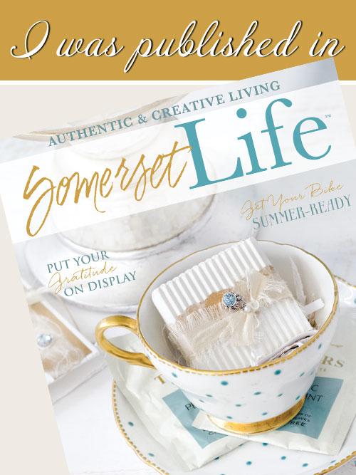 Somerset Life - July, August, September 2016