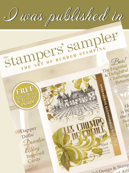 The Stampers' Sampler - July, August, September 2016