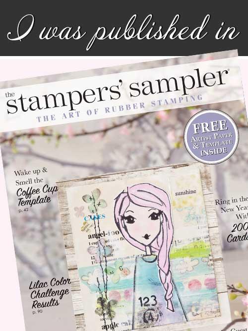 The Stampers' Sampler - Winter 2018