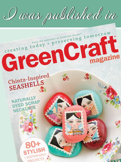 GreenCraft - Spring 2015