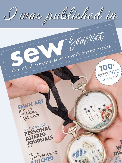Sew Somerset - Summer 2016
