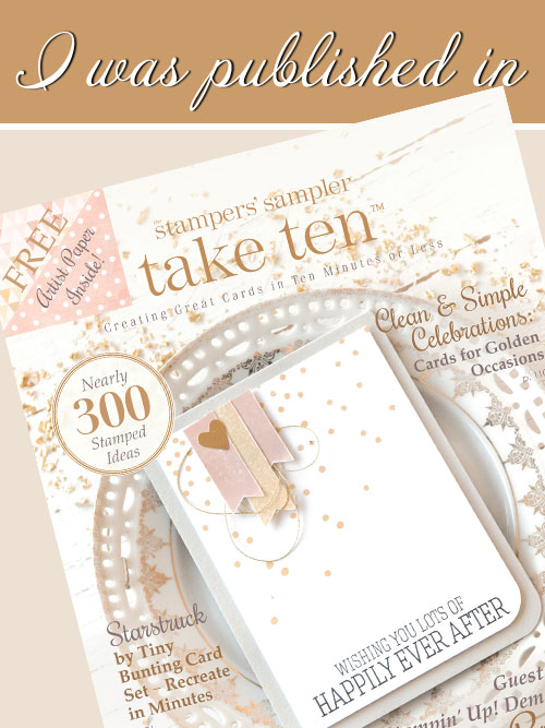 Take Ten Magazine - Spring 2016
