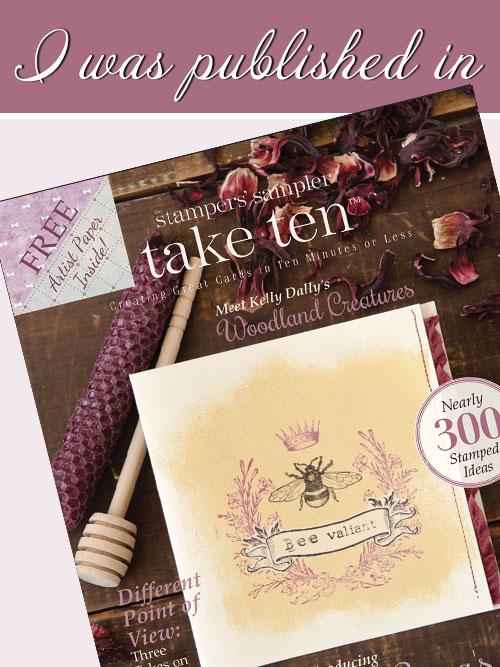 Take Ten - Sept., Oct. Nov. 2016