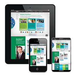 IBM Rethink Campaign: optimized for mobile