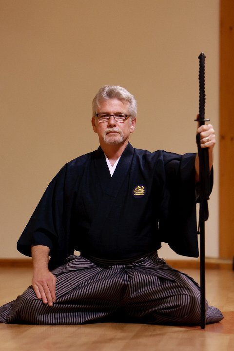 Kaicho Carl McClafferty, International Remecho Shin Shin Kai