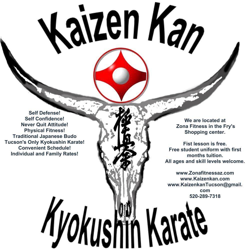 New Student/Victor Budo USA — Kaizen Kan