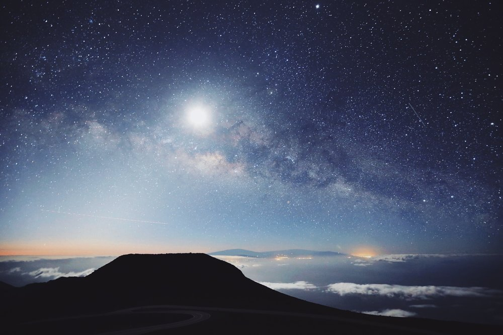 Mt. Haleakala, 0330