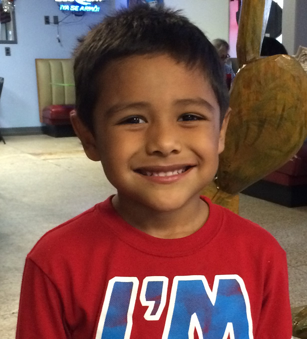 TCCI 2016 Foster Care to Adopt Child Ambassador, Osiel