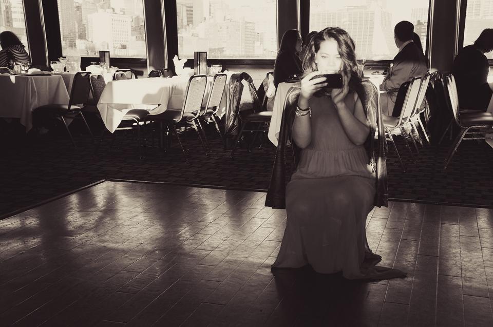 Profresh Style chelsea piers wedding topshop dress photographer weddin christina topacio