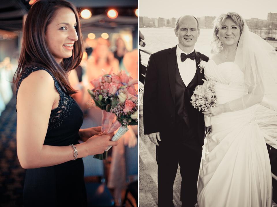 profresh style chelsea piers wedding