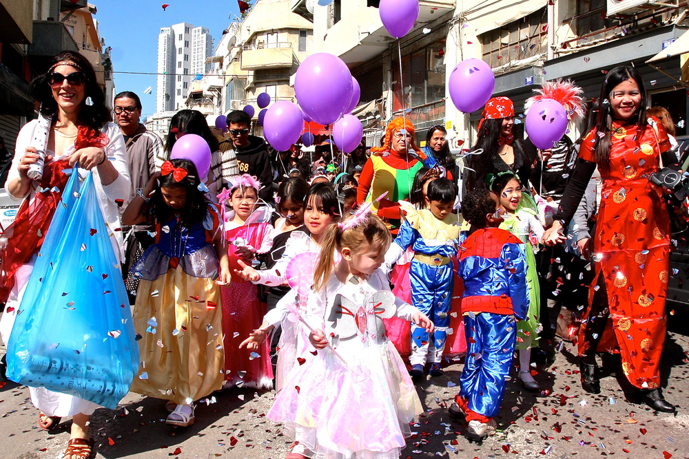 Purim: A Celebration for All | Spirited Table®