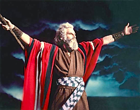 Charlton Heston-The Ten Commandments
