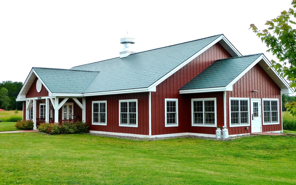 Milkhouse & Classroom