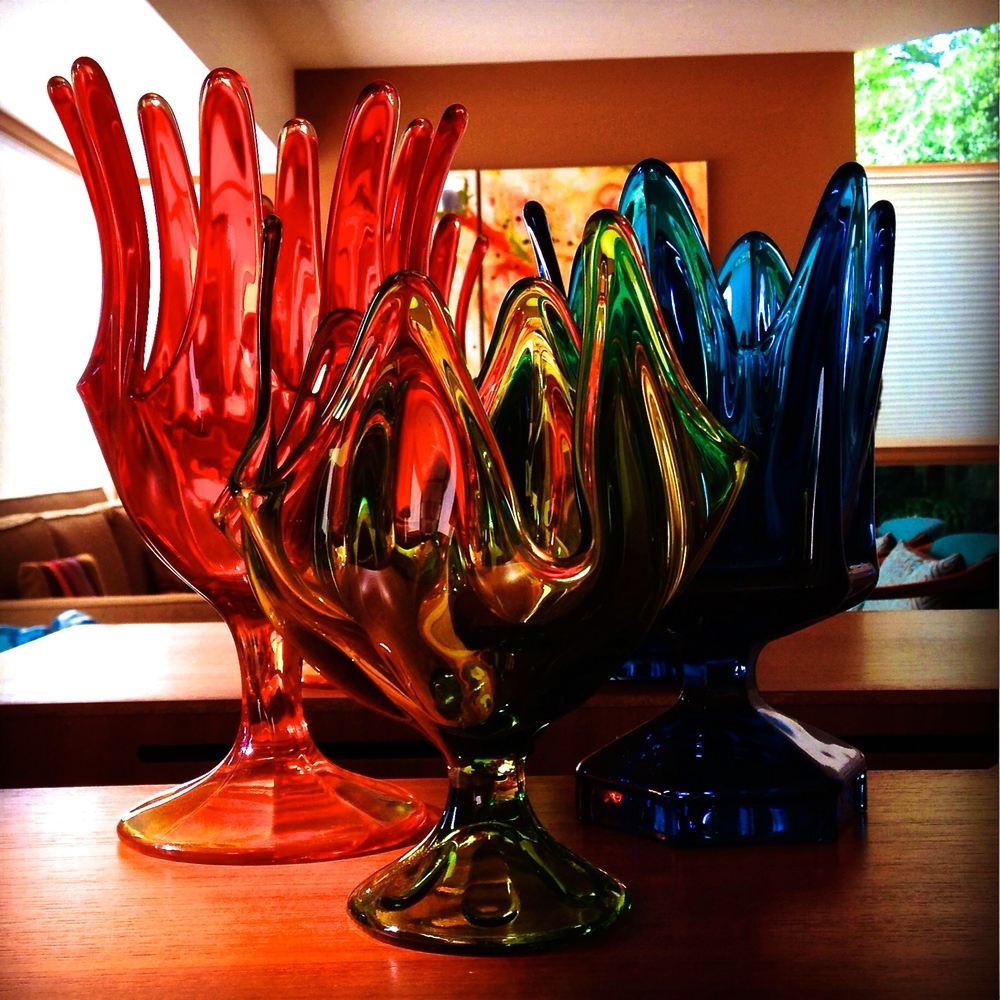 Glassware Florals