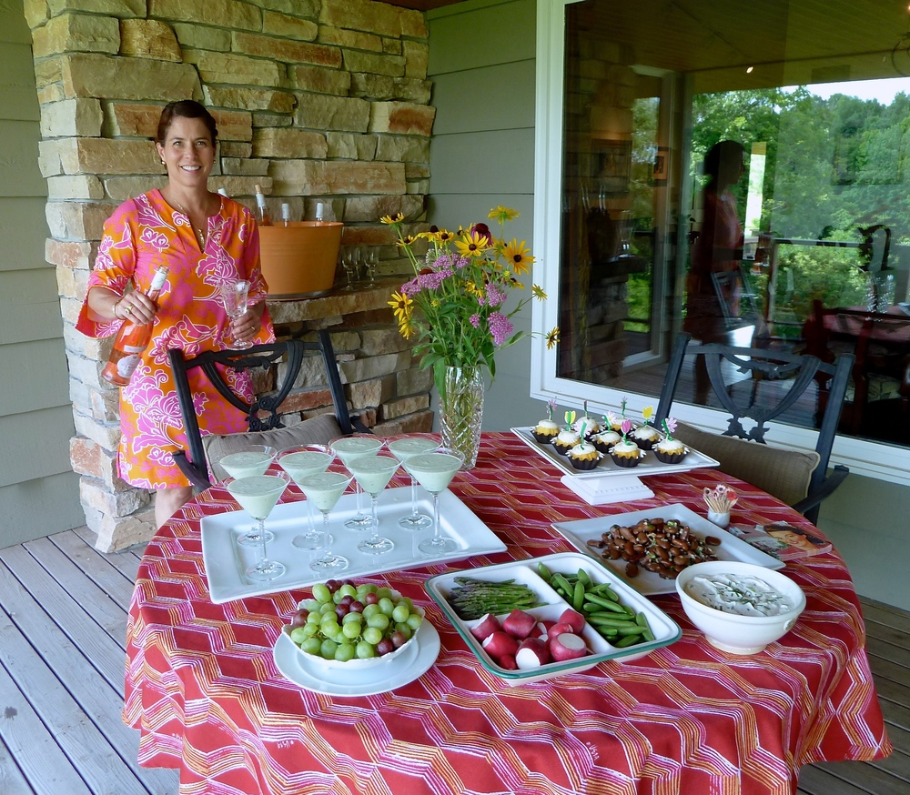 Dorothy's Garden Produce Finds A Home
