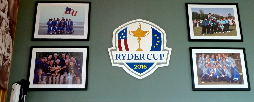 Thanks to  Hazeltine National Golf Club , host of the 2016 Ryder Cup for providing these images.
