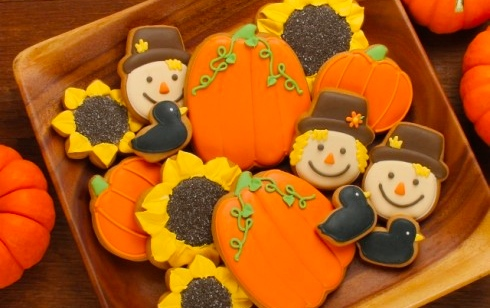 The Scarecrow Cookie Set