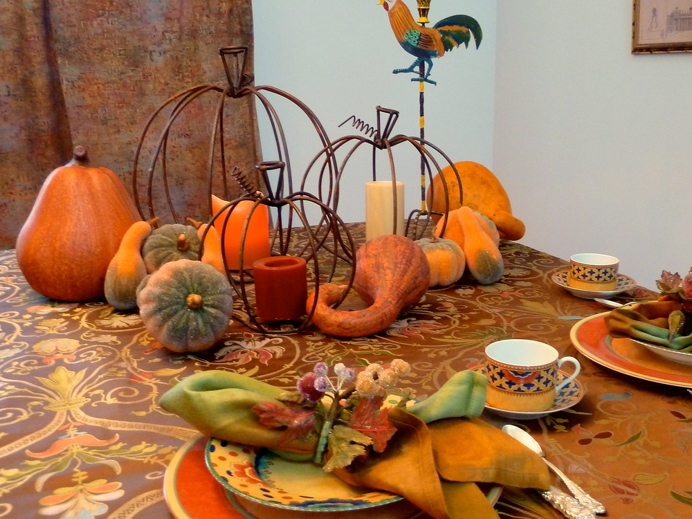 Pumpkins & Gourds & Pretty
