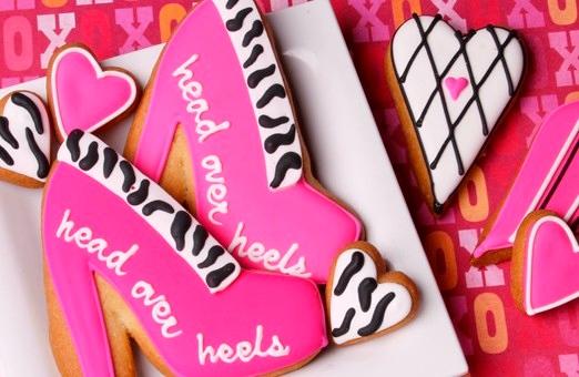 Head Over Heels Cookie Gift Set