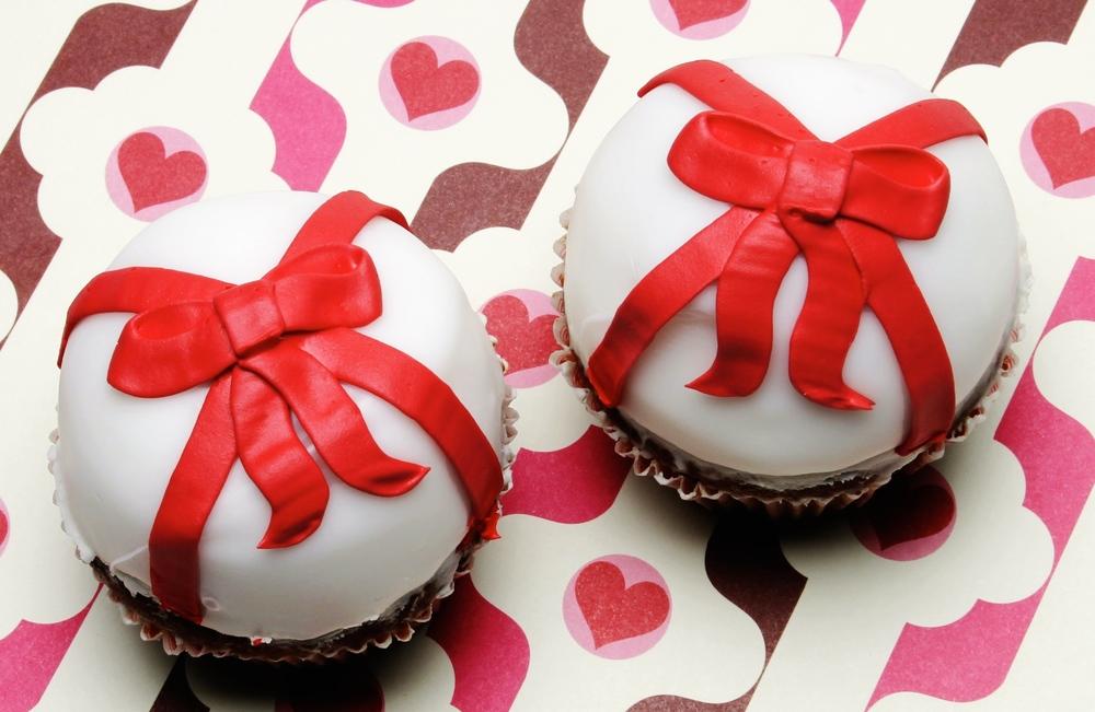 My Valentine Cupcakes