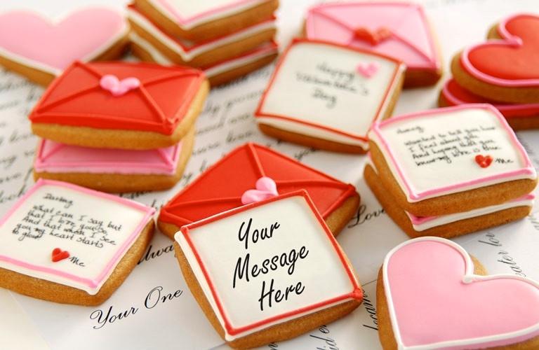 Custom Love Letter Valentine's Gift